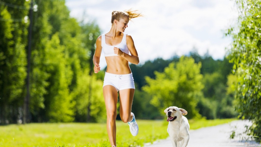 woman-running-dog-physical