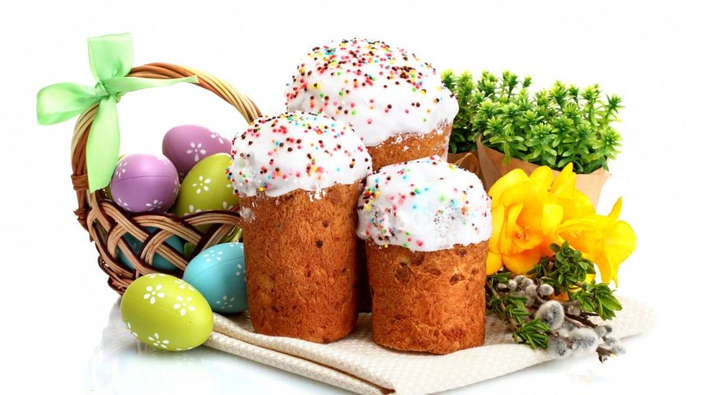 easter-eggs-flowers-cake