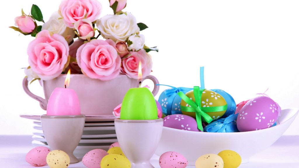 easter-eggs-roses-flowers