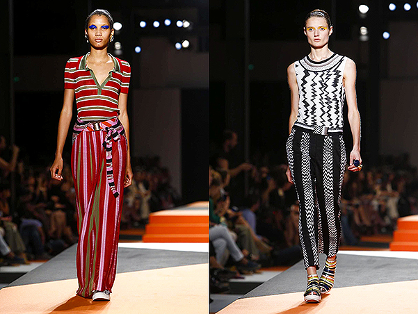 Missoni Show, Ready to Wear Collection Spring Summer 2016 in Milan