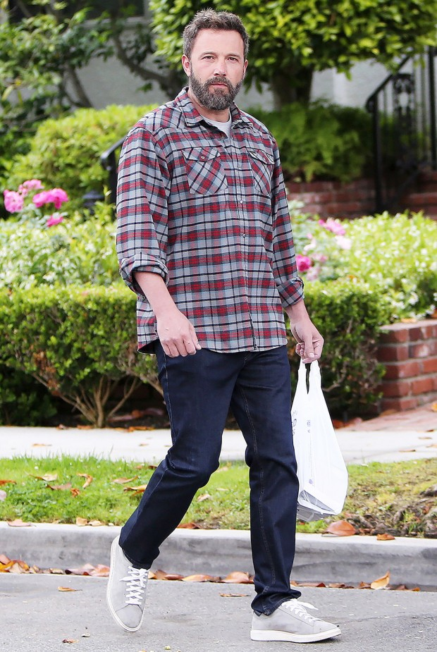 Ben Affleck out and about, Los Angeles, USA - 30 May 2019