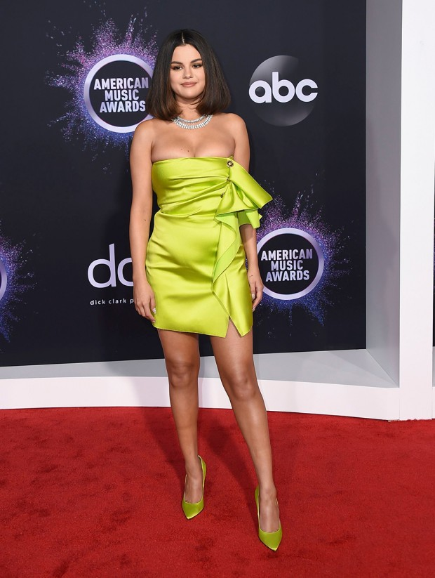 2019 American Music Awards - Arrivals, Los Angeles, USA - 24 Nov 2019