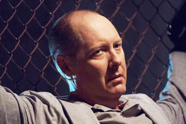 "THE BLACKLIST -- ""Louis T. Steinhil (#27)"" Episode 701 -- Pictured: James Spader as Raymond ""Red"" Reddington -- (Photo by: Virginia Sherwood/NBC)"