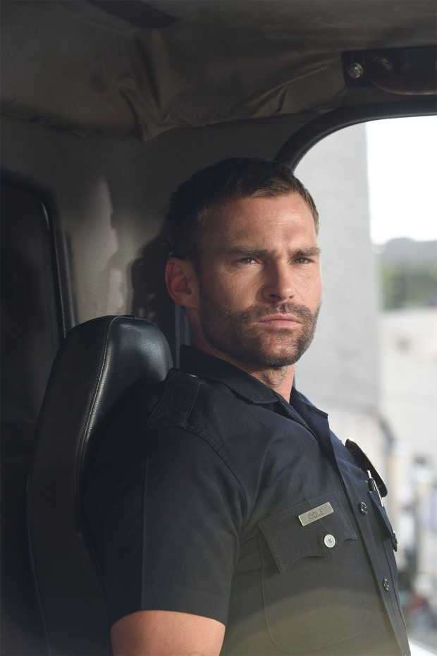 Editorial use only. No book cover usage. Mandatory Credit: Photo by 20th Century Fox/Kobal/Shutterstock (10053226q) Seann William Scott as Wesley Cole 'Lethal Weapon' TV Show Season 3 - 2018 A slightly unhinged cop is partnered with a veteran detective trying to maintain a low stress level in his life.